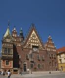 Ayuntamiento de Wroclaw Imagen de archivo