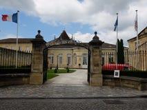 Ayuntamiento Emilion sant en Francia Imagenes de archivo