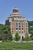 Ayuntamiento en Asheville, NC Fotografía de archivo
