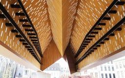 Ayuntamiento en Gante imagen de archivo