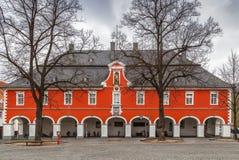 Ayuntamiento en Soest, Alemania imagenes de archivo