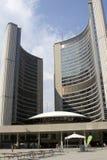 Ayuntamiento en Toronto céntrico Imagen de archivo libre de regalías