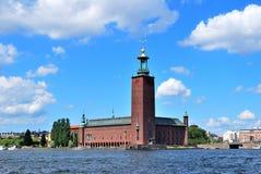 Ayuntamiento Estocolmo Foto de archivo