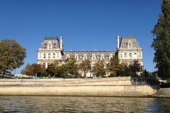 Ayuntamiento - Francia París Fotos de archivo libres de regalías
