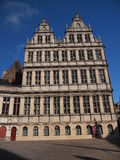 Ayuntamiento (Gante, Bélgica) Fotografía de archivo