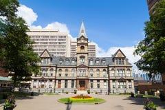 Ayuntamiento Halifax imagen de archivo