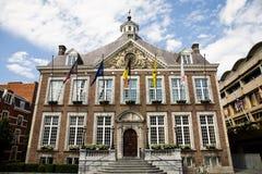 Ayuntamiento, Hasselt Imagen de archivo libre de regalías