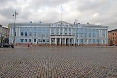 Ayuntamiento Helsinki Imagen de archivo libre de regalías