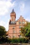 Ayuntamiento, Jonkoping, Suecia Fotografía de archivo