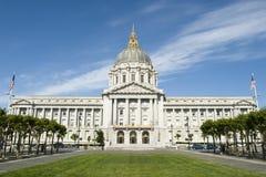 Ayuntamiento a la vista imagenes de archivo