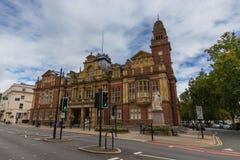 Ayuntamiento Leamington Imágenes de archivo libres de regalías