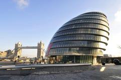 Ayuntamiento Londres Foto de archivo libre de regalías