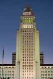 Ayuntamiento Los Ángeles Fotografía de archivo libre de regalías