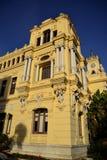 Ayuntamiento Málaga foto de archivo libre de regalías