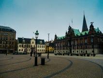 Ayuntamiento Malmö fotos de archivo libres de regalías