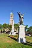Ayuntamiento, Massachusetts, los E.E.U.U. Lowell Fotografía de archivo libre de regalías