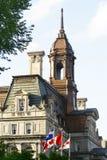 Ayuntamiento Montreal Foto de archivo libre de regalías