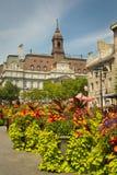 Ayuntamiento, Montreal fotos de archivo