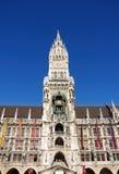 Ayuntamiento Munich Imagen de archivo libre de regalías