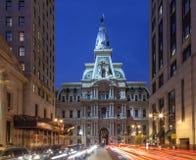 Ayuntamiento Philadelphia Fotografía de archivo