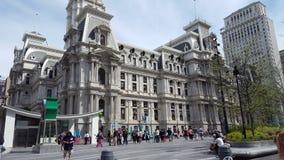 Ayuntamiento, Philadelphia, PA Imagenes de archivo
