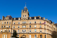 Ayuntamiento, Reino Unido Bournemouth imagen de archivo libre de regalías