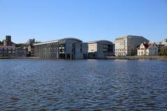 Ayuntamiento Reykjavik Fotografía de archivo libre de regalías