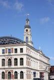 Ayuntamiento Riga Fotografía de archivo