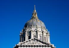 Ayuntamiento San Francisco Imagen de archivo libre de regalías