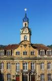 Schwäbisch Pasillo, Alemania imagen de archivo
