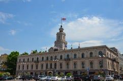 Ayuntamiento Tbilisi Imagen de archivo