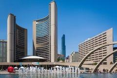 Ayuntamiento Toronto Foto de archivo