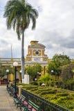 Ayuntamiento, Trinidad, Cuba imagem de stock