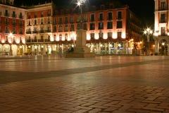 ayuntamiento Valladolid Zdjęcia Royalty Free