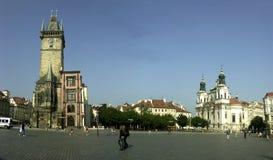 Ayuntamiento viejo Fotografía de archivo libre de regalías