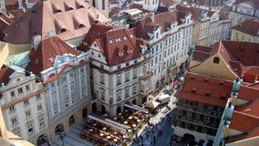 Ayuntamiento viejo Praga Imagen de archivo
