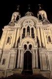 Ayuntamientos de Wiesbaden de la religión imagenes de archivo