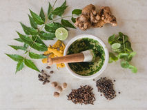Ayurveda Photos stock