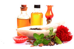 Ayurveda Royalty Free Stock Images