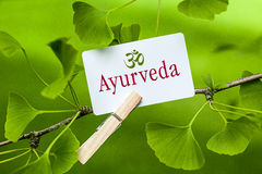 ayurveda Photos stock