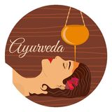 Ayurveda, ayurvedic treatment Stock Photography