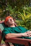 Ayurveda-behandling royaltyfri bild