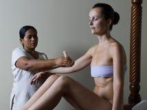 Ayurveda massage Royalty Free Stock Photos