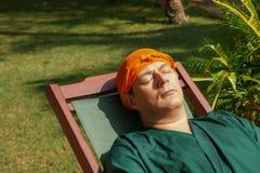 Ayurveda-treatment royalty free stock photos