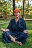 Ayurveda-treatment royalty free stock photography