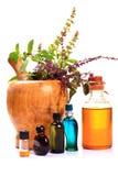 Ayurvedic perfumes Stock Photo