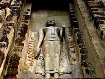 ayuthaya Будда Стоковые Изображения RF