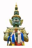 ayuthaya gigantyczny rzeźby takarong świątyni wat Obrazy Stock