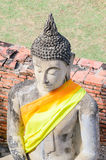 Ayuthaya historical park Thailand Royalty Free Stock Photos