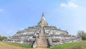Ayuthaya historical park Thailand Royalty Free Stock Photo